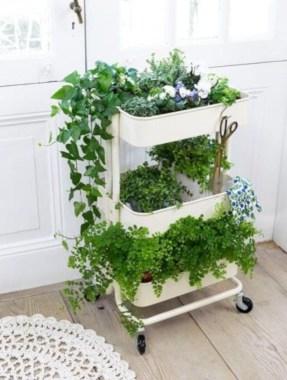 Extraordinary Indoor Garden Design And Remodel Ideas For Apartment 07
