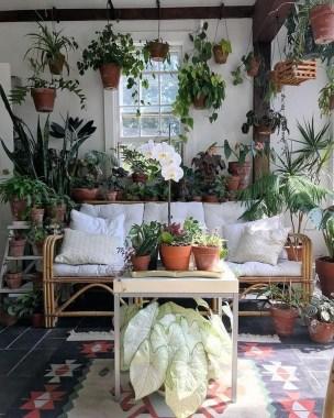 Extraordinary Indoor Garden Design And Remodel Ideas For Apartment 08