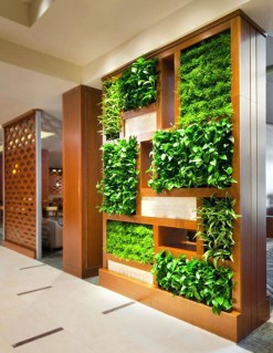 Extraordinary Indoor Garden Design And Remodel Ideas For Apartment 32