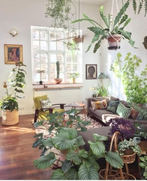 Extraordinary Indoor Garden Design And Remodel Ideas For Apartment 36