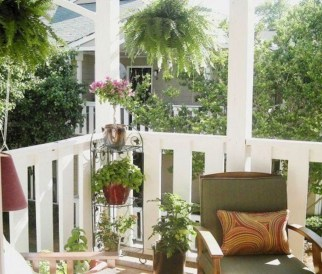 Gorgeous Indoor Balcony Design Ideas To Enjoy Your Time 13