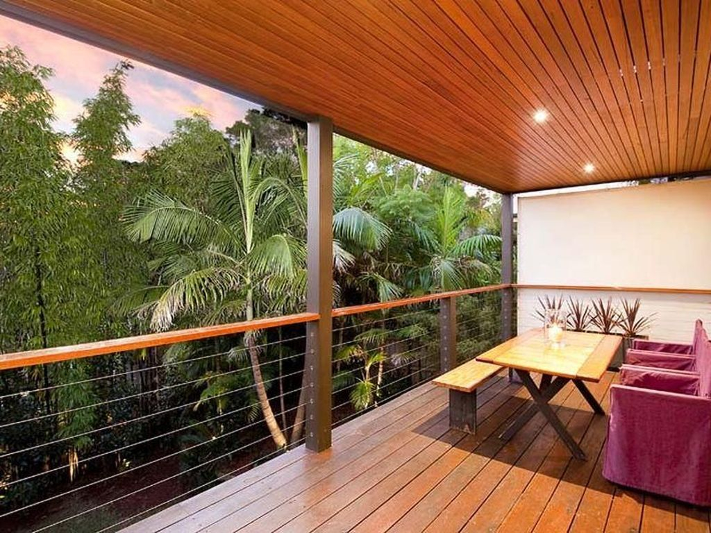 Gorgeous Indoor Balcony Design Ideas To Enjoy Your Time 41