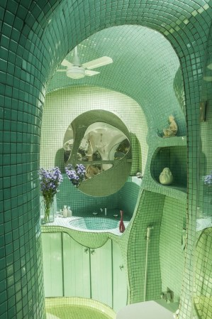 Inspiring Bathroom Decor Ideas With Turquoise Color To Consider 02