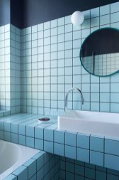 Inspiring Bathroom Decor Ideas With Turquoise Color To Consider 10