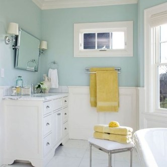Inspiring Bathroom Decor Ideas With Turquoise Color To Consider 16