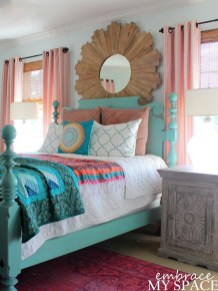 Modern Colorful Bedroom Décor Ideas For Kids 31