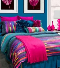 Modern Colorful Bedroom Décor Ideas For Kids 32