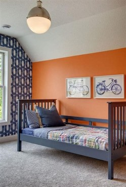 Modern Colorful Bedroom Décor Ideas For Kids 42