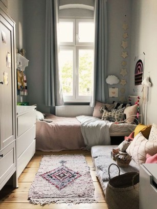 Modern Colorful Bedroom Décor Ideas For Kids 48