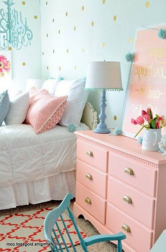 Modern Colorful Bedroom Décor Ideas For Kids 50