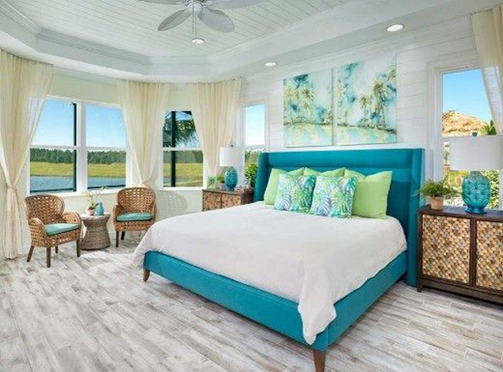 20+ Perfect Coastal Bedroom Decorating Ideas To Apply Asap ...