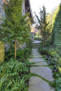Rustic Side Yard Garden Design And Remodel Ideas 04