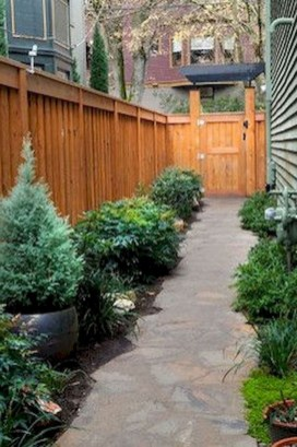Rustic Side Yard Garden Design And Remodel Ideas 15