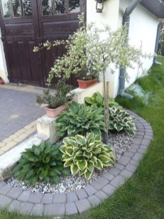 Rustic Side Yard Garden Design And Remodel Ideas 30