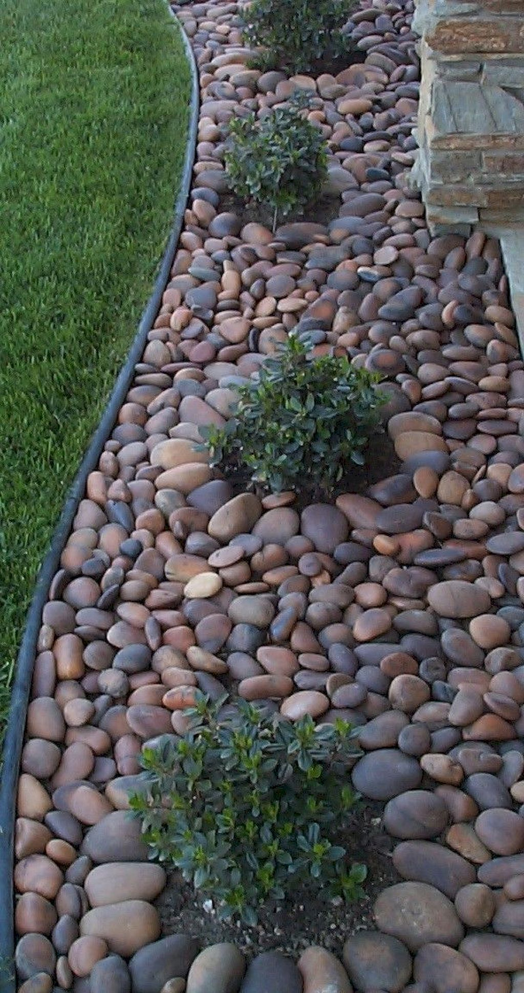 Rustic Side Yard Garden Design And Remodel Ideas 37
