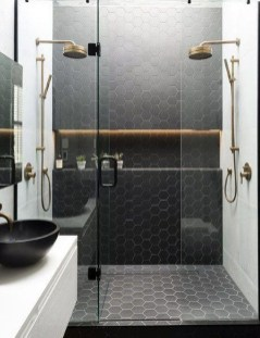 Spectacular Bathroom Tile Shower Ideas That Looks Cool 03