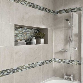 Spectacular Bathroom Tile Shower Ideas That Looks Cool 13