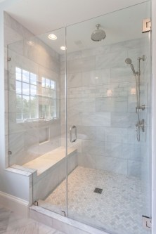 Spectacular Bathroom Tile Shower Ideas That Looks Cool 28