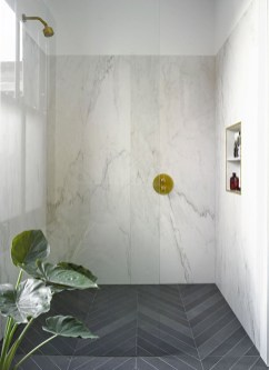 Spectacular Bathroom Tile Shower Ideas That Looks Cool 31