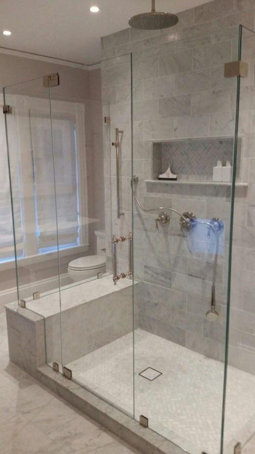 Spectacular Bathroom Tile Shower Ideas That Looks Cool 51