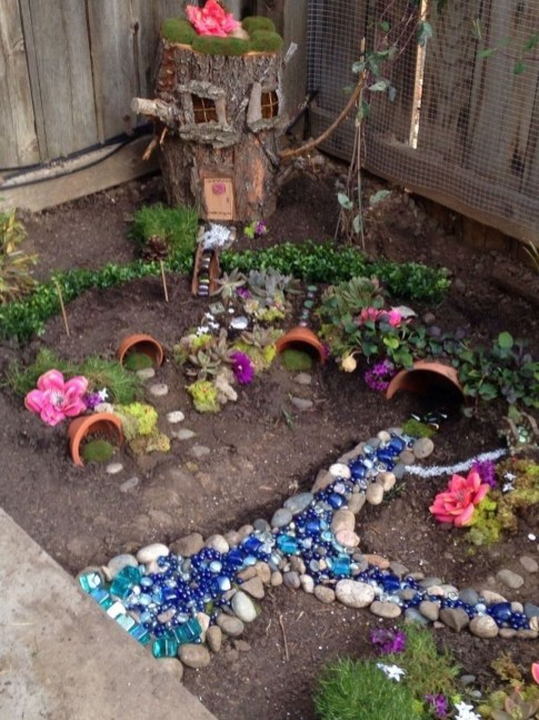 Stunning Diy Fairy Garden Design Ideas To Try This Year 17