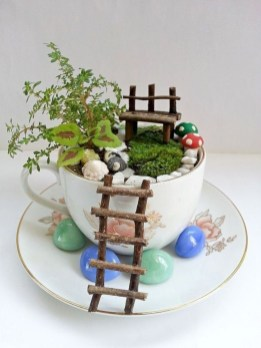 Stunning Diy Fairy Garden Design Ideas To Try This Year 33
