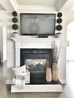 Admiring Fireplace Décor Ideas For Cottage To Try 08