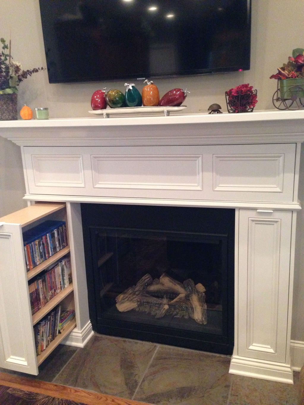 Admiring Fireplace Décor Ideas For Cottage To Try 46