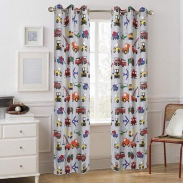 Adorable Curtains Ideas In The Childs Room 37