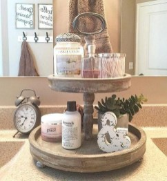 Adorable Farmhouse Bathroom Decor Ideas That Looks Cool 11