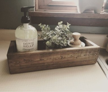 Adorable Farmhouse Bathroom Decor Ideas That Looks Cool 30