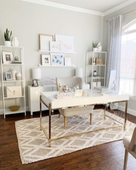Affordable Diy Home Office Decor Ideas With Tutorials 07