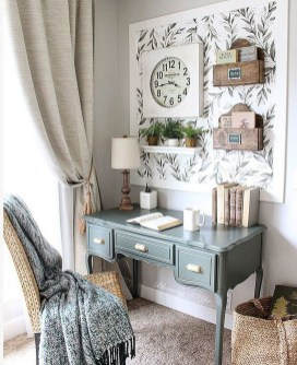 Affordable Diy Home Office Decor Ideas With Tutorials 08