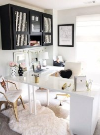 Affordable Diy Home Office Decor Ideas With Tutorials 20