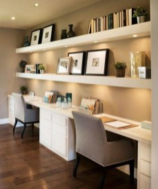 Affordable Diy Home Office Decor Ideas With Tutorials 22