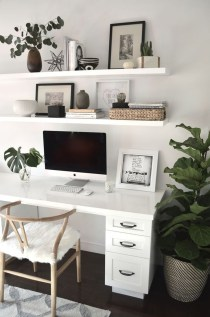 Affordable Diy Home Office Decor Ideas With Tutorials 38