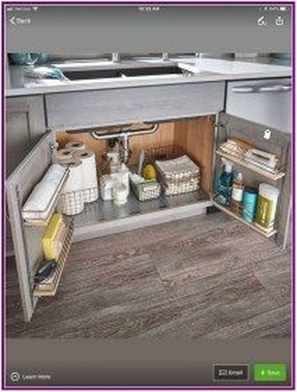 Affordable Kitchen Organization Ideas On A Budget 01