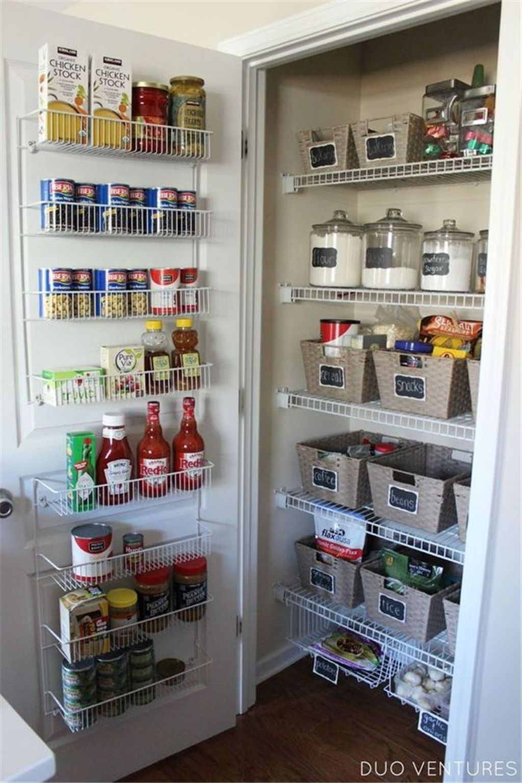Affordable Kitchen Organization Ideas On A Budget 14