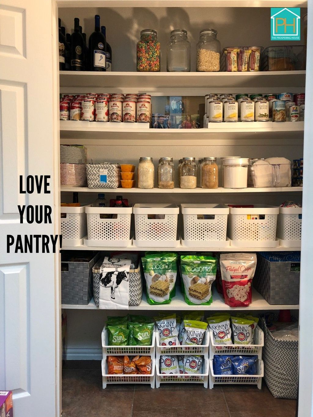 Affordable Kitchen Organization Ideas On A Budget 18