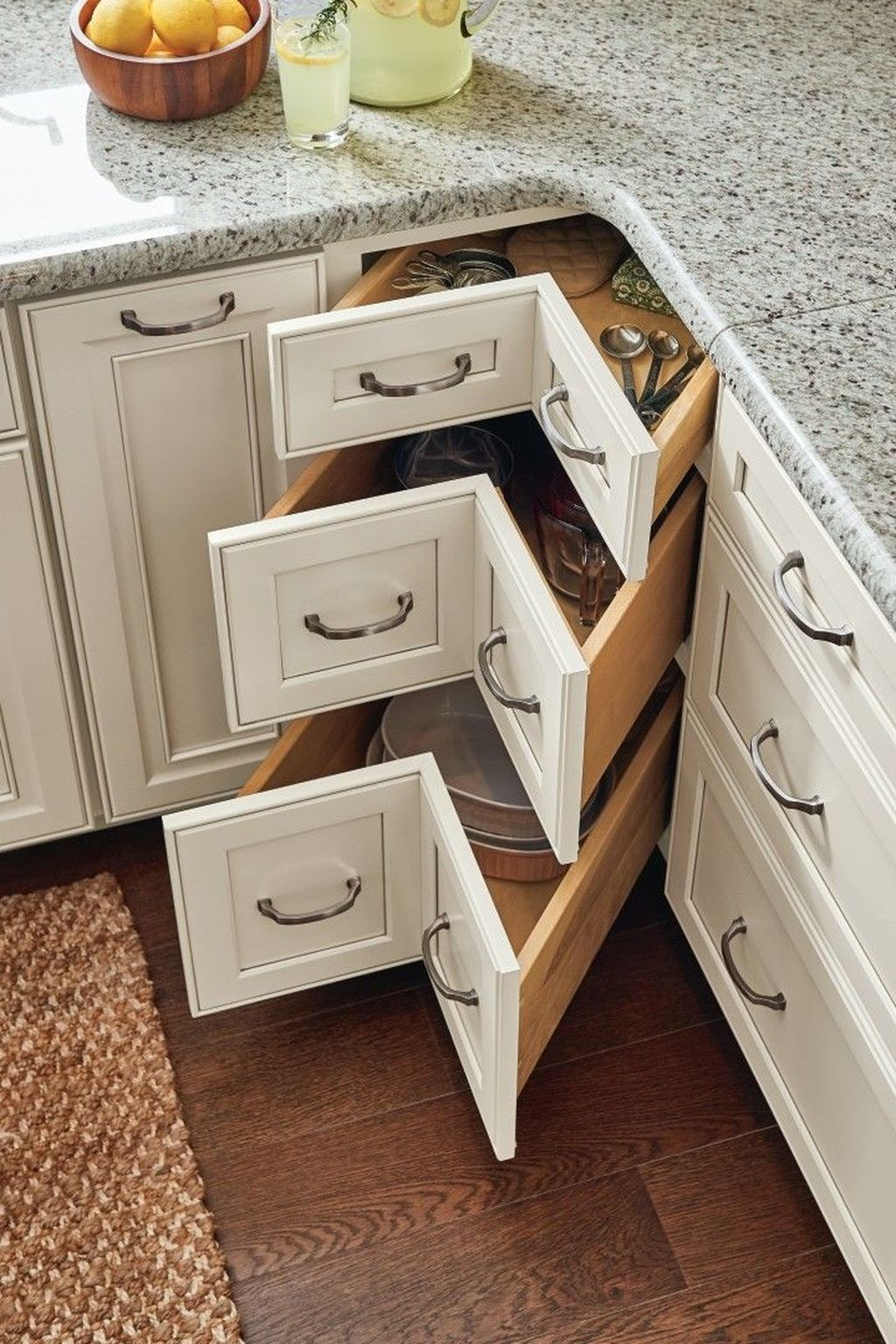 Affordable Kitchen Organization Ideas On A Budget 36