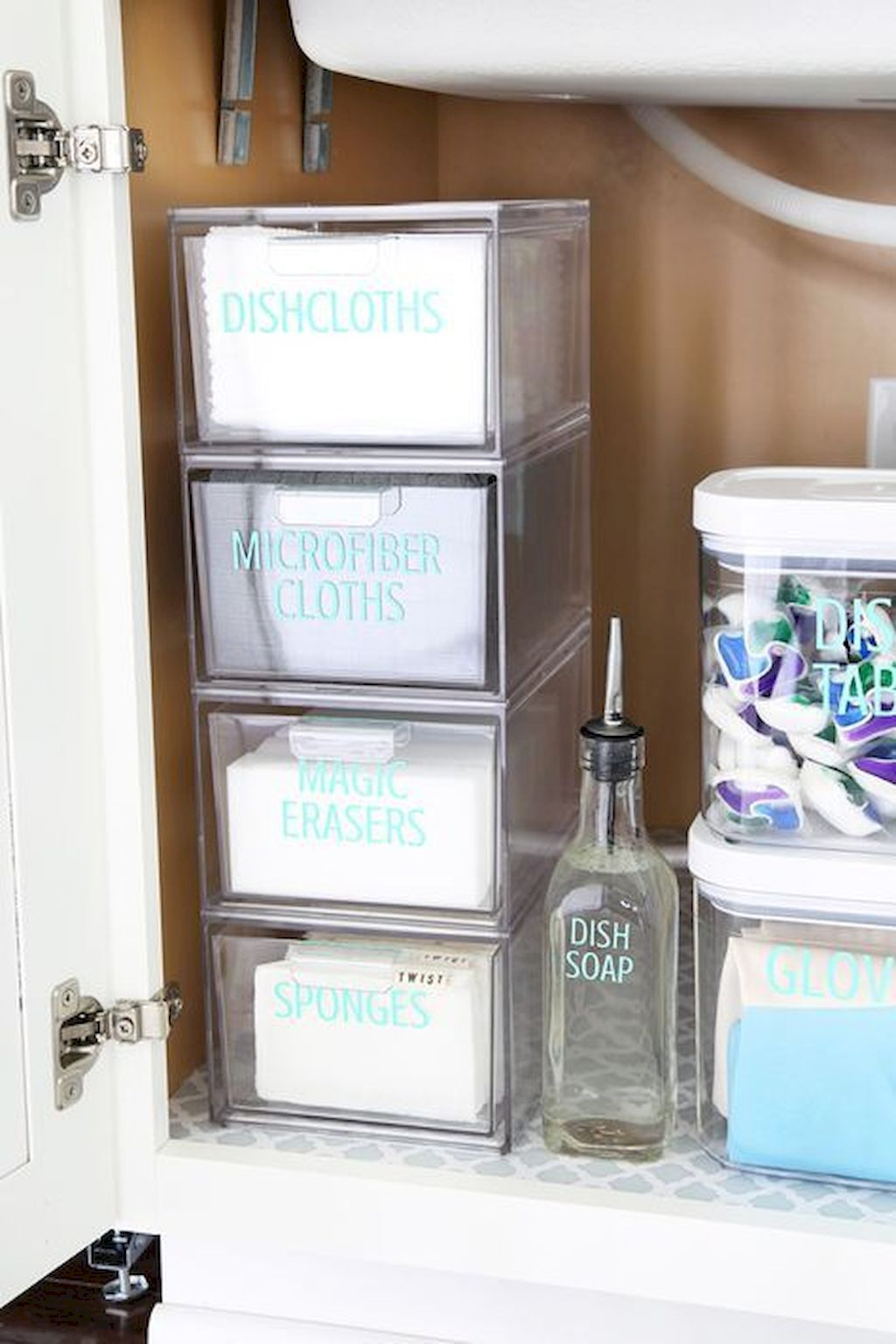 Affordable Kitchen Organization Ideas On A Budget 39