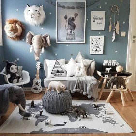 Amazing Playful Carpet Designs Ideas To Surprise Your Kids 06