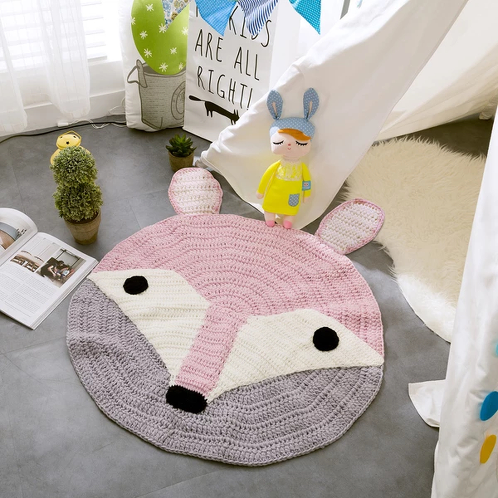 Amazing Playful Carpet Designs Ideas To Surprise Your Kids 22