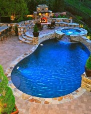Amazing Swimming Pools Design Ideas For Small Backyards 05
