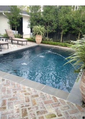 Amazing Swimming Pools Design Ideas For Small Backyards 42