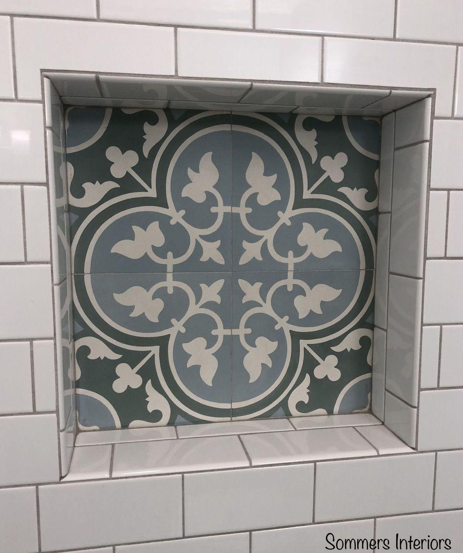 Astonishing Farmhouse Shower Tile Decor Ideas To Try 11