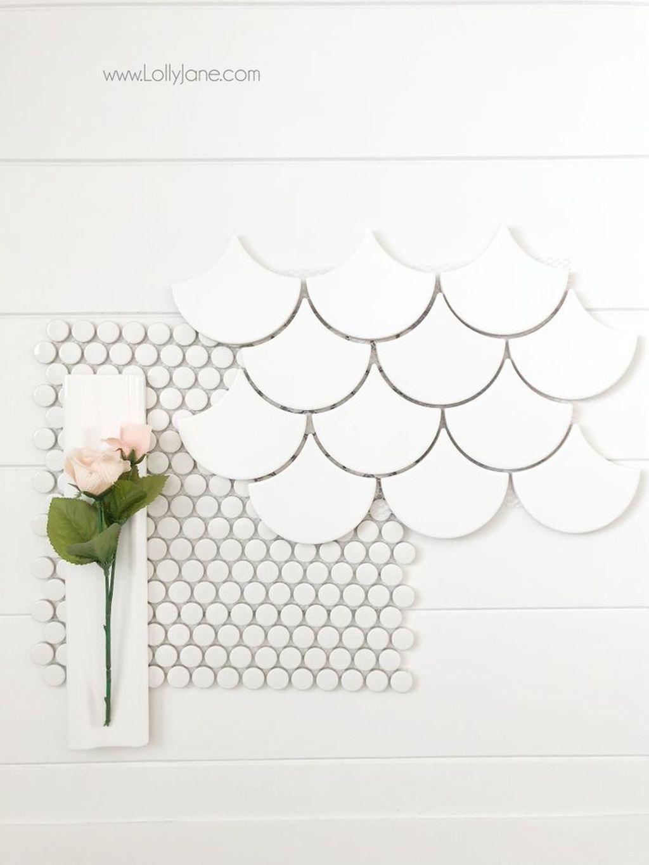 Astonishing Farmhouse Shower Tile Decor Ideas To Try 40