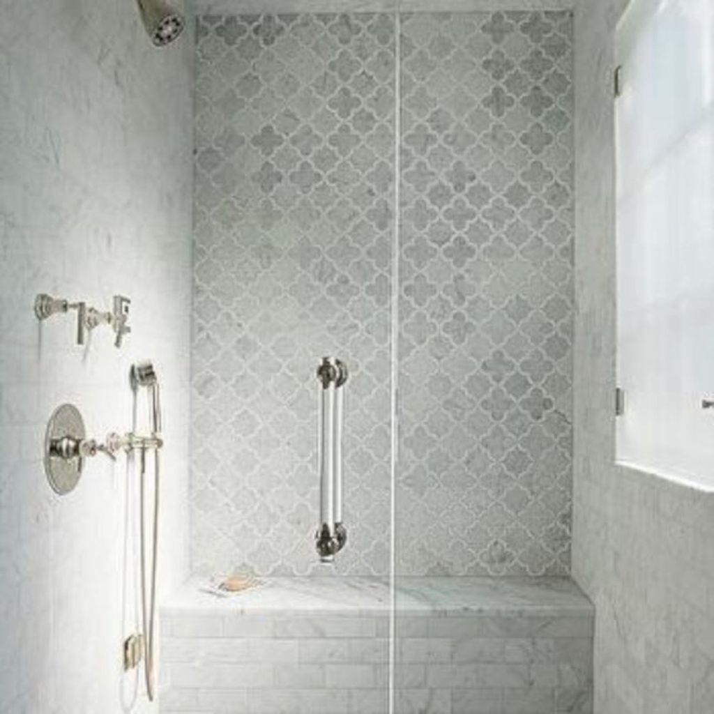 20 Astonishing Farmhouse Shower Tile Decor Ideas To Try Homyracks