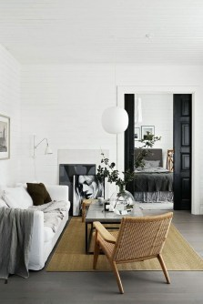 Awesome Furniture Ideas For Minimalist Home 48
