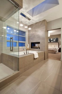 Best Contemporary Bathroom Design Ideas To Try 29